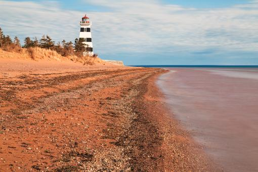 Free Stock Photo of PEI West Point