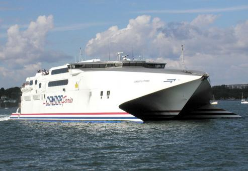 Free Stock Photo of Condor Ferry