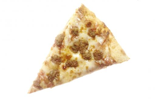 Free Stock Photo of Pizza Slice