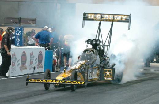 Free Stock Photo of Drag Racer