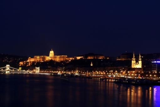 Free Stock Photo of Buda Castle