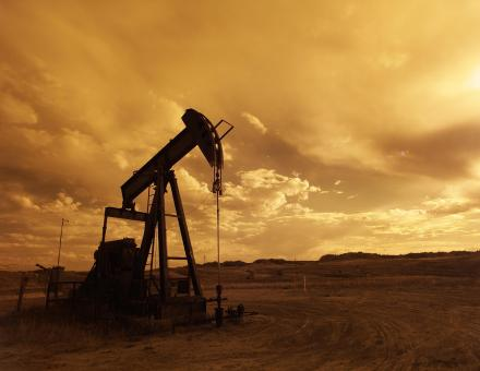Free Stock Photo of Oil Pump Jack