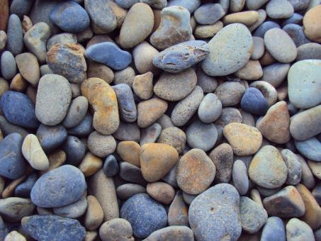 Free Stock Photo of Bunch of Pebbles
