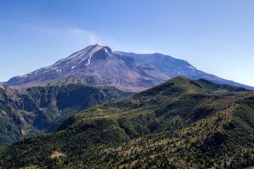 Free Stock Photo of Mount Saint Helen