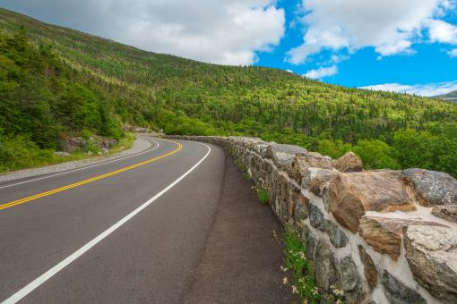 Free Stock Photo of Whiteface Mountain Road - HDR