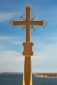 Free Stock Photo of Acadian Cross - HDR