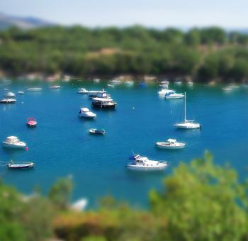 Free Stock Photo of Tilt Shift