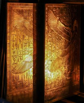 Free Stock Photo of Tutankhamun Doors