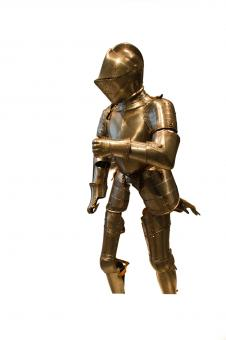 Free Stock Photo of Armour Knight