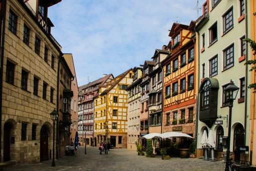 Free Stock Photo of In Nuremberg
