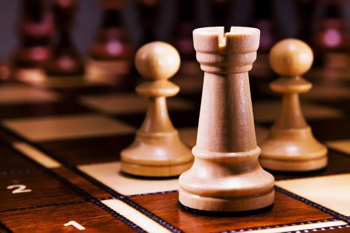 Free Stock Photo of chess