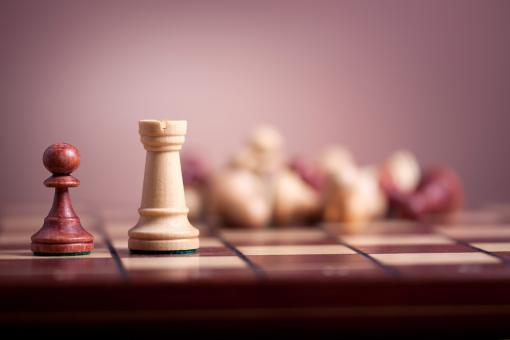 Free Stock Photo of bright chess
