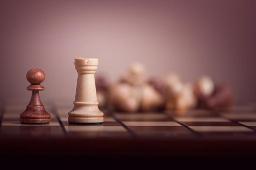 Free Stock Photo of dark chess