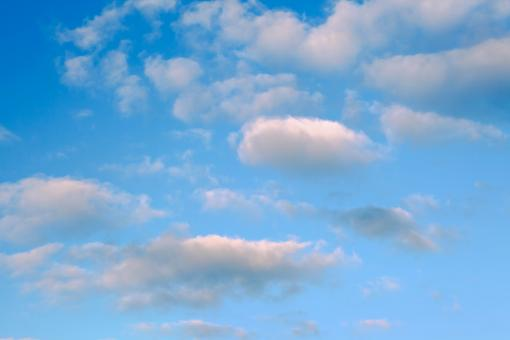 Free Stock Photo of Blue Sky Background