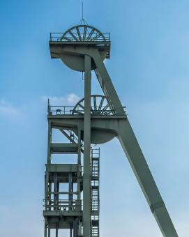 Free Stock Photo of Head Frame
