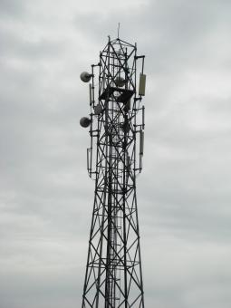 Free Stock Photo of Cell Tower