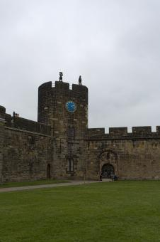 Free Stock Photo of Alnwick castle in Northumbria