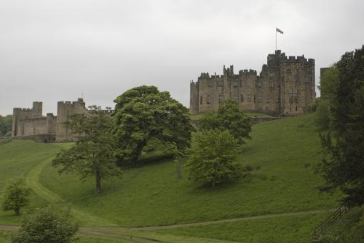 Free Stock Photo of ALNWICK CASTLE, ENGLAND