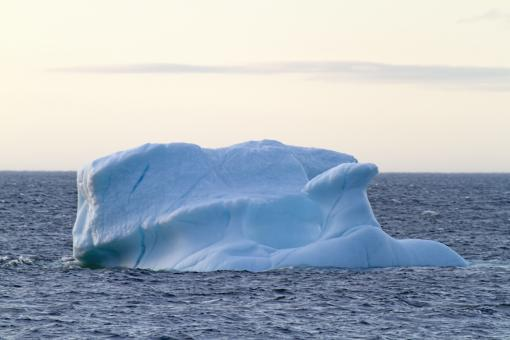 Free Stock Photo of Iceberg - Atlantic Coastline