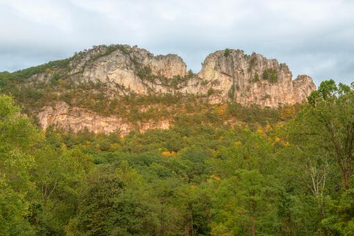 Free Stock Photo of Seneca Rocks - HDR