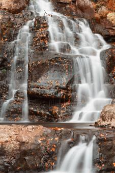 Free Stock Photo of Hawk Falls