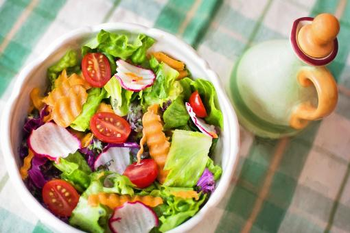 Free Stock Photo of Healthy Fresh Salad