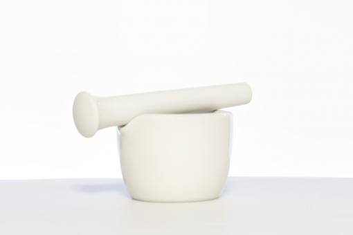 Free Stock Photo of Mortar and Pestle