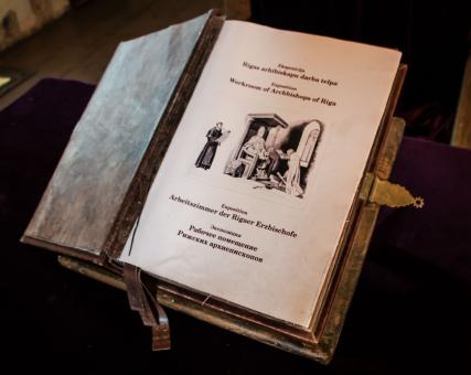 Free Stock Photo of A book from Archbishop of Riga
