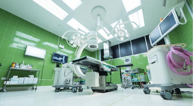 Free Stock Photo of Surgery Room - Hospital Machines