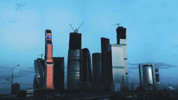 Free Stock Photo of Moscow City