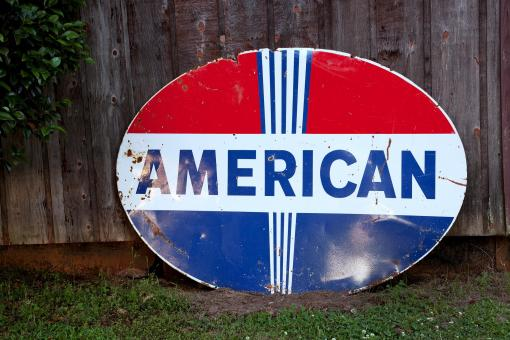 Free Stock Photo of American Shield