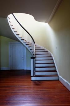 Free Stock Photo of Stairs at the House