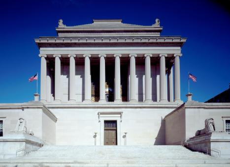 Free Stock Photo of National Archive