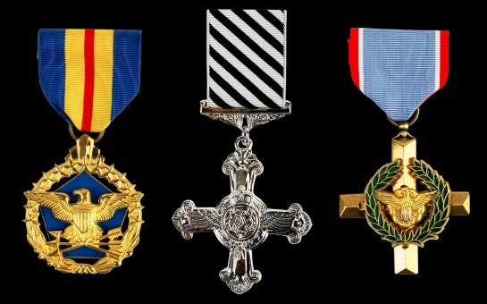 Free Stock Photo of Medals of Achievement