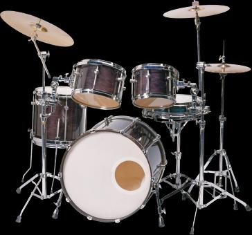Free Stock Photo of Drum Set