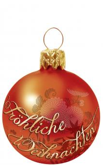 Free Stock Photo of Graphical Bauble