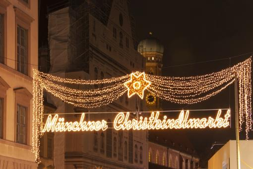 Free Stock Photo of Christmas in Munich