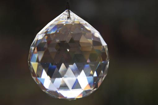 Free Stock Photo of Prism Ball