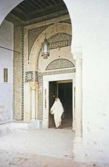 Free Stock Photo of Mosque Entrance