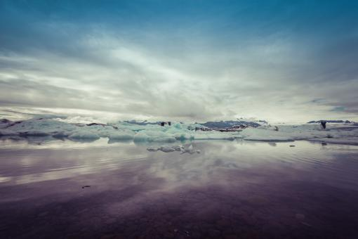 Free Stock Photo of Iceland Glacier Lagoon