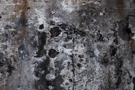 Free Stock Photo of Extreme Grungy Wall Texture