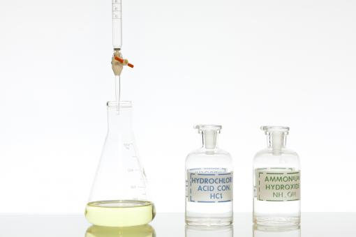 Free Stock Photo of Chemistry Acid and Base Titration
