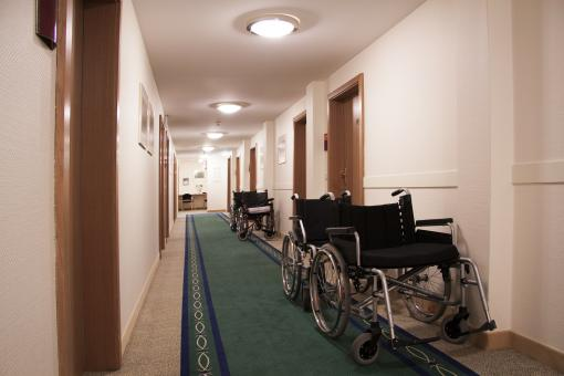 Free Stock Photo of Wheel Chairs