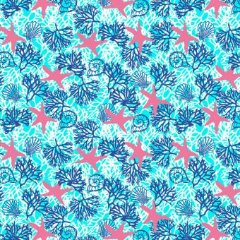 Free Stock Photo of Under the Sea Pattern