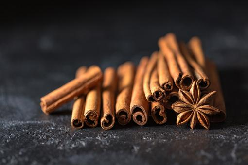 Free Stock Photo of Cinnamon Sticks