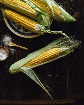 Free Stock Photo of Bunch of Corn