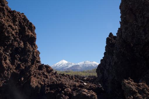 Free Stock Photo of Teide Volcano