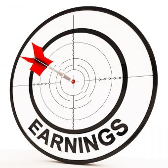 Free Stock Photo of Earnings Shows Prosperity, Career, Revenue And Income