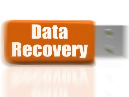 Free Stock Photo of Data Recovery USB drive Means Safe Files Transfer Or Data Recovery