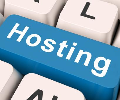 Free Stock Photo of Hosting Key Means Host Or Entertain